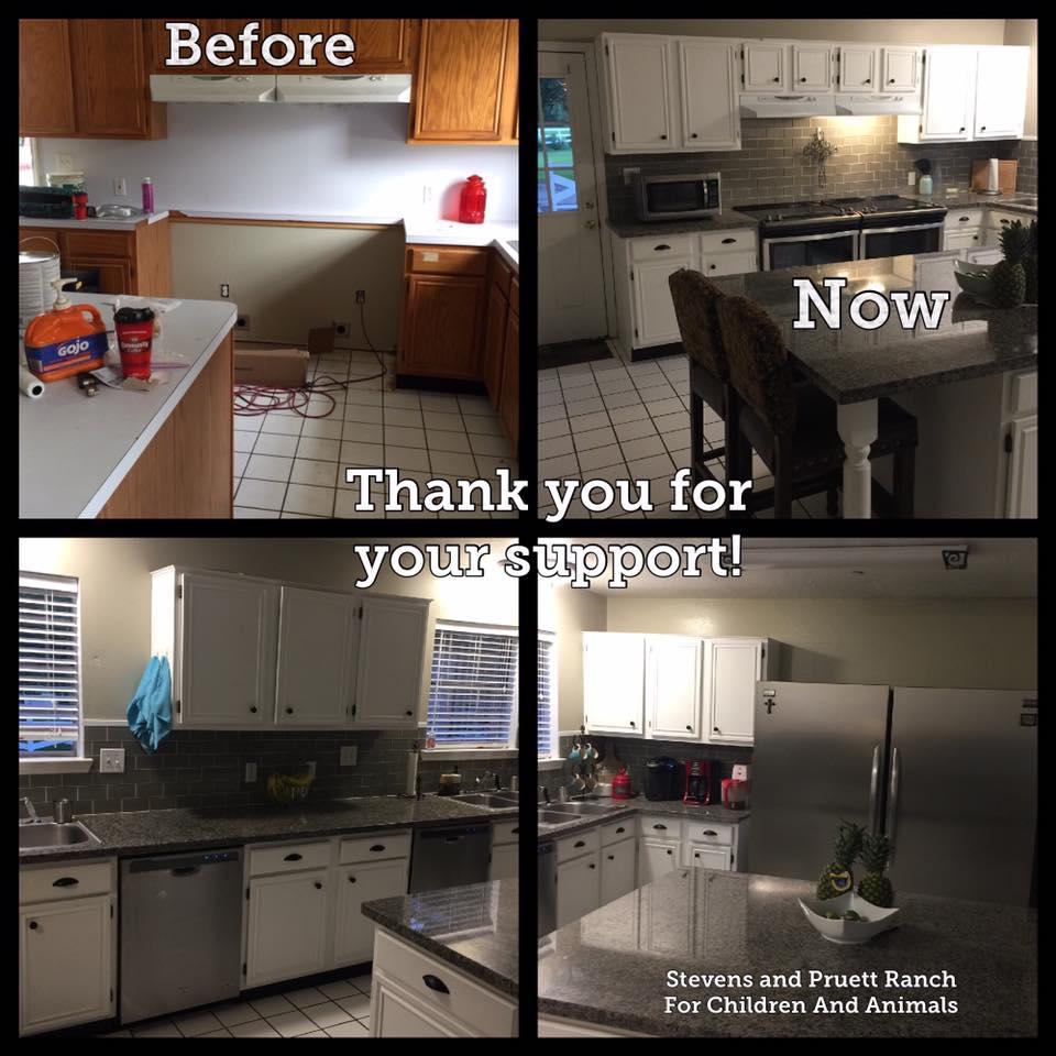 The JOY House: Kitchen Makeover