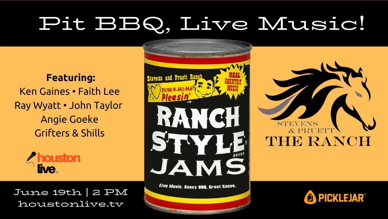 Stevens Pruett Ranch Style Jams