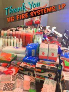 HG Fire Systems LP - Donation to Stevens & Pruett Ranch