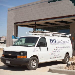 HG Fire Systems, LP - Houston Fire Safety